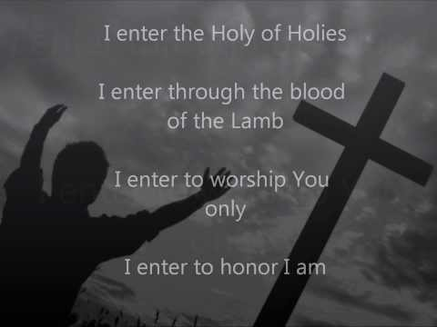 Paul Wilbur - For Your Name Is Holy (Lyrics)