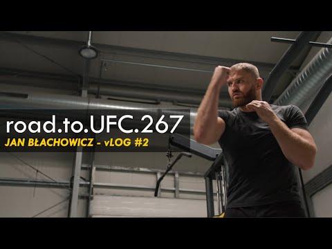 Jan Błachowicz - Road to UFC 267 episode 2 with english subtitles