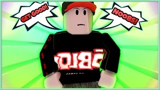 Murder Mystery 2 Trolling | THE MOST RUDEST GUEST EVER! | Roblox