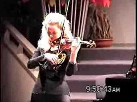 Paganini Caprice No. 24 - Rosalie Macmillan