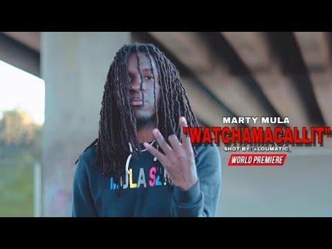 Marty Mula - Watchamacallit
