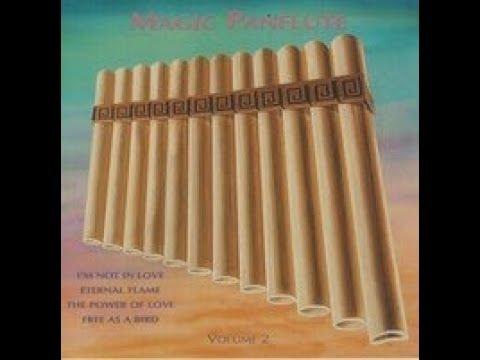 Magic Panflute - Vol. 2 - Cd Original