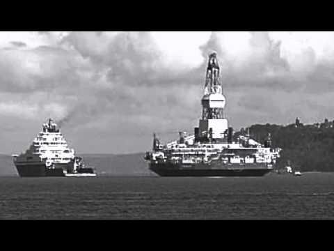 Mec E 200 Video Presentation - Offshore Oil Rigs & Mechanical Engineering