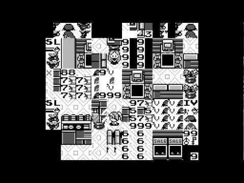 Let's Glitch Pokémon Blue Version - Part 1: 99999999999999999979999999