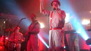 Devo - Whip It Live at Fillmore New York, NYC 11/21/09