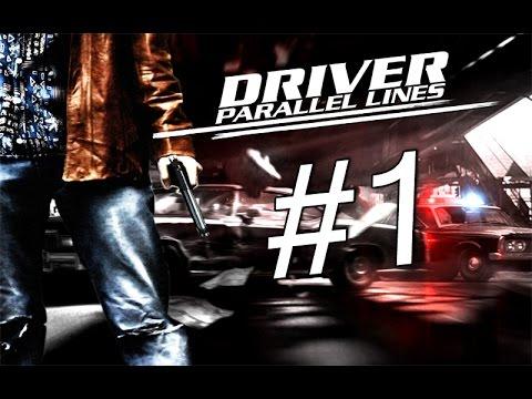 Прохождение Driver: Parallel Lines [Часть 1]