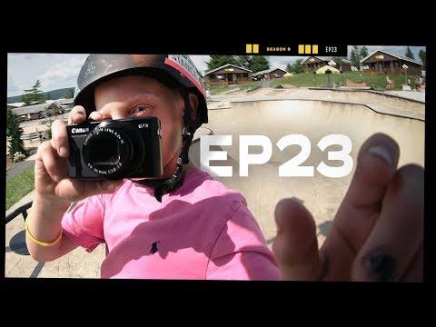 Chris Chann's Son - EP23 - Camp Woodward Season 9