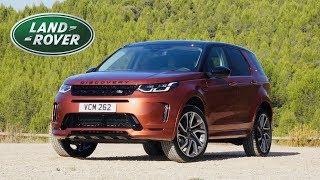 PREMIER ESSAI Land Rover Discovery Sport 2020 : Bien plus qu'un facelift !