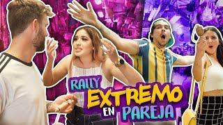 Retos de YouTubers en pareja | La competencia más EXTREMA