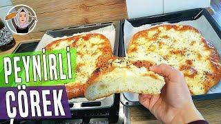 Peynirli çörek tarifi Yumusacik ve oldukca kolay yapimi Hatice Mazı ile Yemek Tarifleri