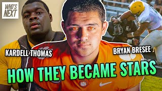 """I PUNISH People!"" How Bryan Bresee & Kardell Thomas Became The MOST FEARED Linemen In High School!"