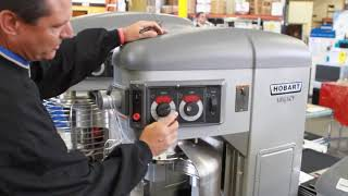 Hobart® Mixer -  Learn The Basics About Hobart Mixers