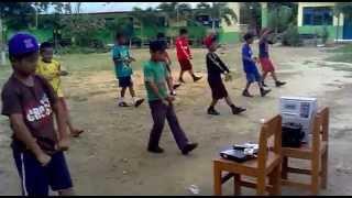 Inchen Setiawan Acd sd negeri 1 puuroda Latihan Senam Sribu