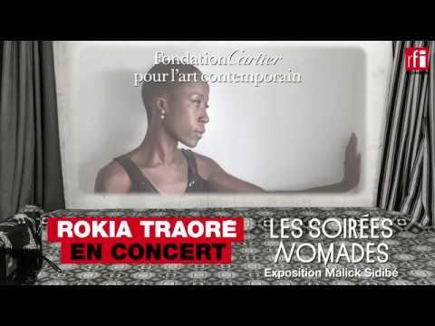 Rokia Traoré en concert