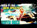 *NEW* Free Fire BattleGrounds New Update!! Death Race, Grenade Launcher and more!!