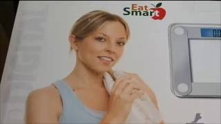 Eat Smart Digital Scale Unboxing (w/BONUS Weight Watchers Weigh-In)
