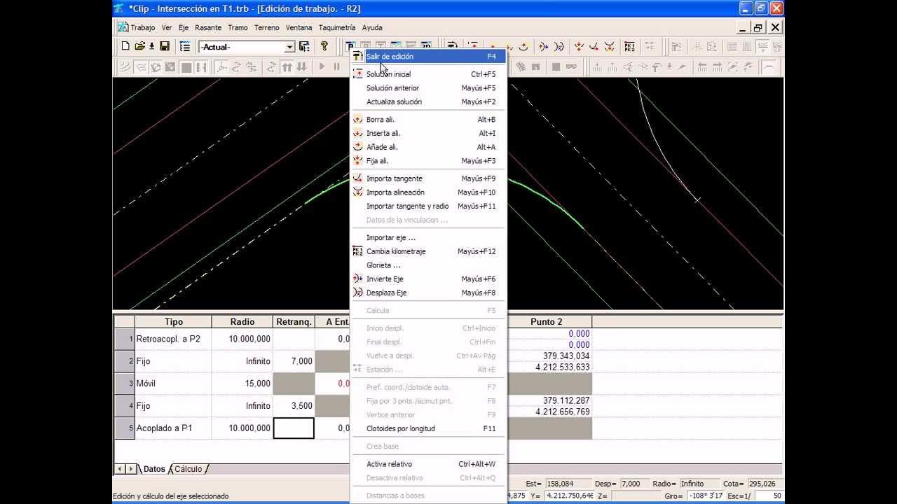 Download Ejemplo diseño intersección en T