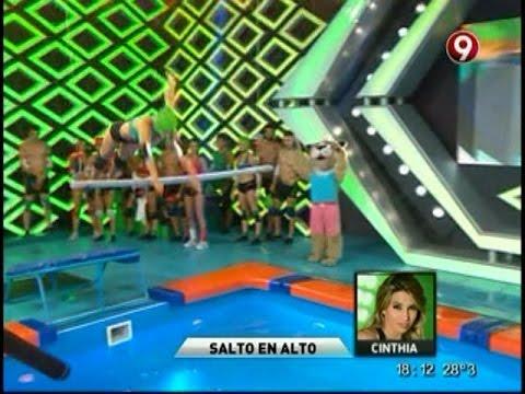 """""""Salto en alto"""" (07-01-2015)"""