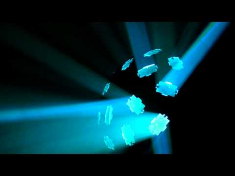 AMERICAN DJ VERTIGO TRI LED IN HD VIDEO 1