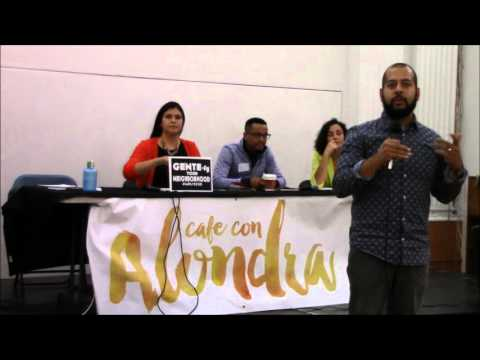 Cafe con Alondra- Gentrification: Who Gets to Live in Minneapolis in 2020?