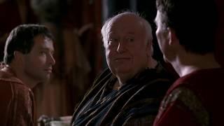 Rome S01E04 Цезарь подкупает сенатора (Гоблин)