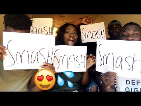 THE ULTIMATE SMASH OR PASS | TEXAS COLLEGE FEMALE EDITION**