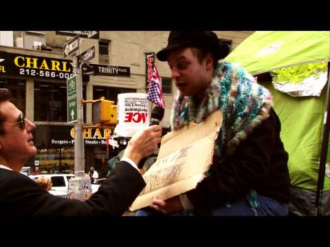 The Voices of Occupy Wall Street