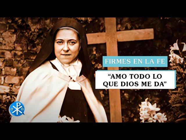 Amo todo lo que Dios me da | Firmes en la fe - P Gabriel Zapata