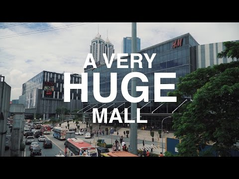 SM Megamall - One of the Largest Malls in the World