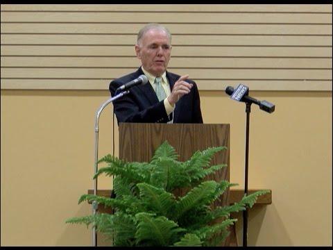 Ray Flynn Promotes Social Justice In Attleboro
