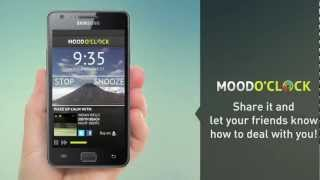 Mood OClock - The emotional alarm that sets your morning mood