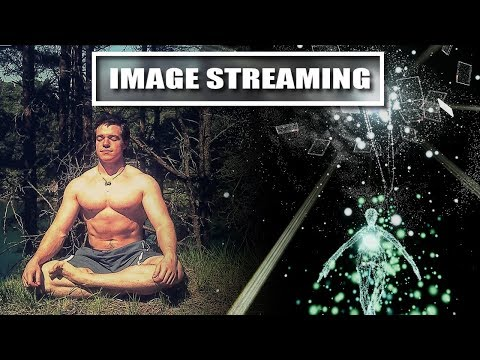 Image Streaming - A Technique For Better Visualization And Creativity