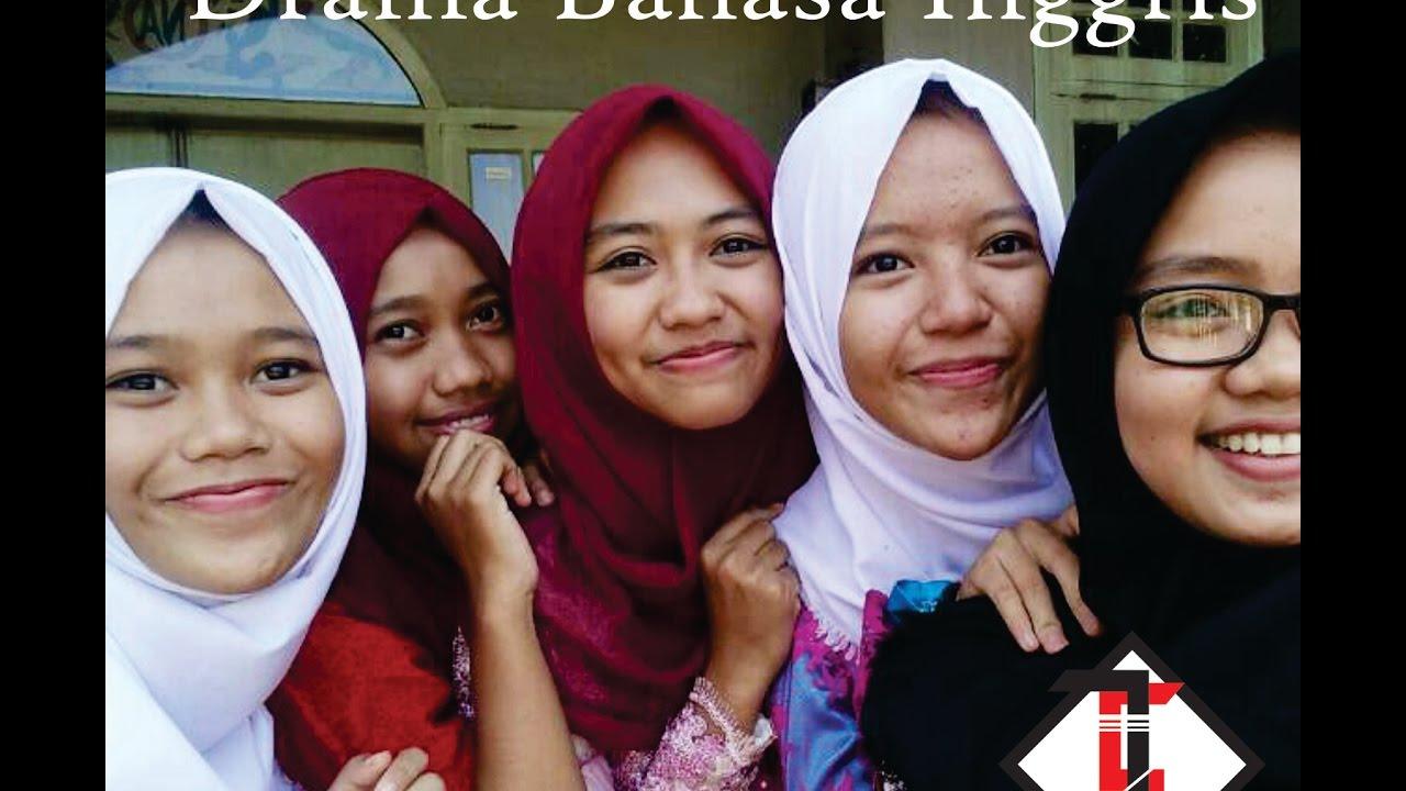Drama Bawang Putih dan Bawang Merah Dalam Bahasa Inggris SMA N 1 WELAHAN  JEPARA