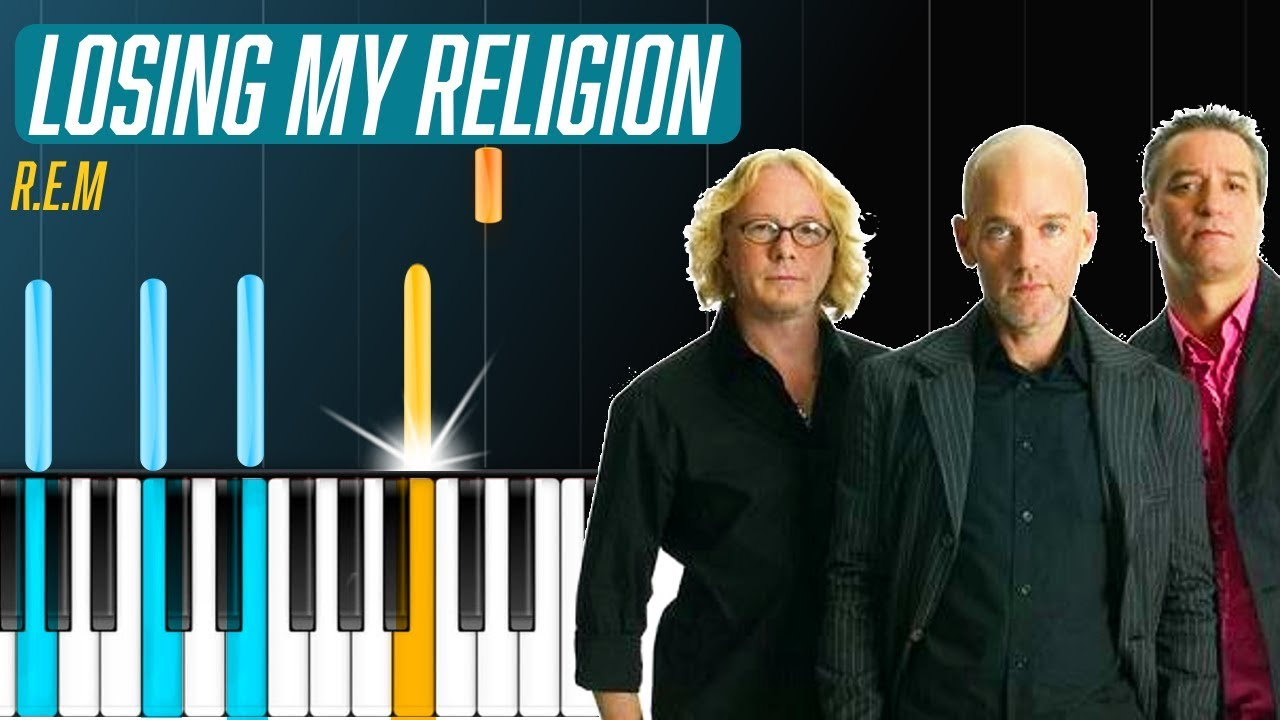 losing my religion chords pdf