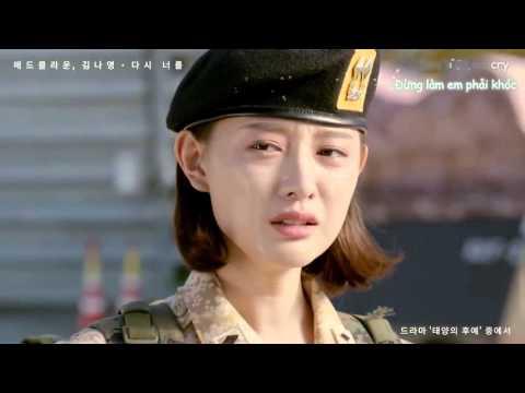 [Vietsub+Kara] Mad Clown, Kim Na Young - Once Again (Descendant Of The Sun OST Part 5)