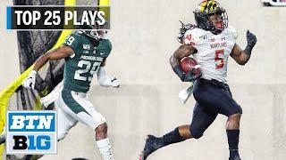 Maryland Football: The Top 25 Plays Of 2019   Big Ten Football