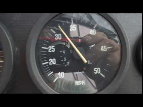 Cruising Speed - Gauges