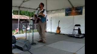Brendan Nolan sings The Old Dun Cow - Peace River Celtic Festival 2012