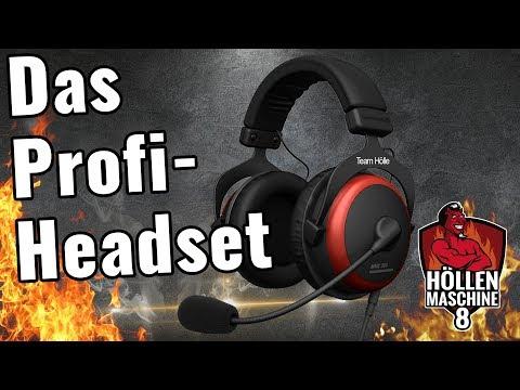 Das Gaming-Headset der Höllenmaschine 8: Beyerdynamic MMX 300 2. Gen. Manufaktur | #Gaming-PC