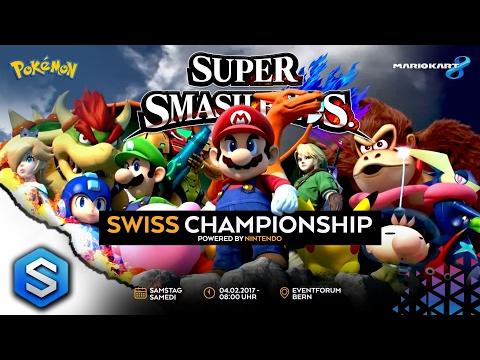 Nintendo Swiss Championship 2017 Résumé - eSports