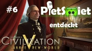 CIVILIZATION V # 6 - Her mit dem Salz «»  Let's Play Civilization V | HD