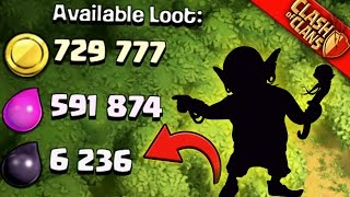 "Clash of Clans: ""HIDDEN MASTER LOOT?"" SEARCH FOR THE BEST FARMING RANGE IN COC CONTINUES!"