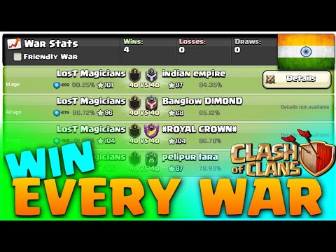 TIPS & TRICKS TO WIN EVERY CLAN WAR! TROLL YOUR OPPONENTS CLASH OF CLANS•FUTURE T18