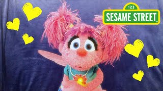 Sesame Street: How to Self Hug with Abby Cadabby | #CaringForEachOther