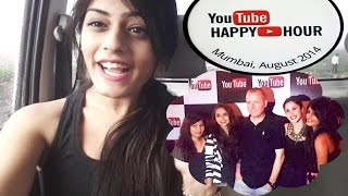 Vlog: #YouTubeHappyHour Aug'14 Thumbnail