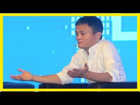 Bitcoin? not for me: alibaba founder jack ma