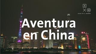 Llegamos a Shanghai! Feat. Regina Blandón Día 1