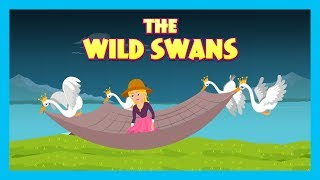 THE WILD SWANS | KIDS STORIES - ANIMATED STORIES FOR KIDS | MORAL STORIES -TIA AND TOFU STORYTELLING