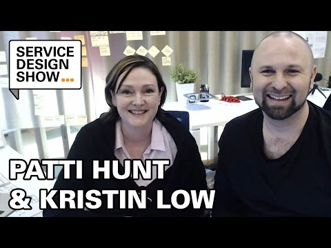 Understanding Service Design in Asia / Patti Hunt & Kristin Low / Episode #11
