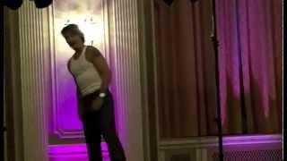Complete Justin Trudeau Striptease Footage